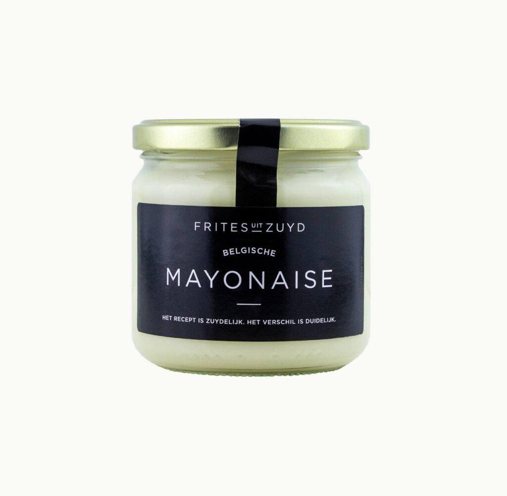 Belgische mayonaise van Frites uit Zuyd